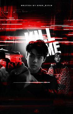 Cre: the owner/as logo Kpop Iphone Wallpaper, Nature Iphone Wallpaper, Wattpad Background, Yoonmin Fanart, Exo Fan Art, Overlays Picsart, Kpop Posters, Beautiful Cover, Cover Pics