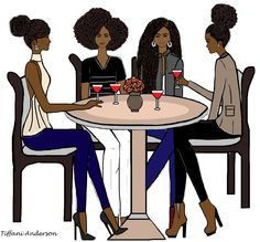 Tiffani Anderson Illustration