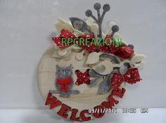 Bottone 20 cm decorato www.rp-creazioni.it
