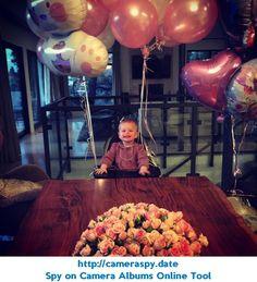 Ali Larter's Daughter Turns 1 - site.celebritybab... #AliLarter, #Birthday, #BirthdayGirl, #HappyBirthday, #VivienneMacArthur