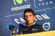 Nairo Quintana: Kmalu 'mano a mano' s Froomom  NairoQuinCo #TDF2016 Le Tour de France Movistar Team