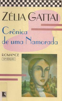 """Postei nova resenha no blog """"Momentos da Fogui"""", passa lá pra dar uma olhadinha... http://foguiii.blogspot.com.br/2015/07/cronicas-de-uma-namorada-zelia-gattai.html"""