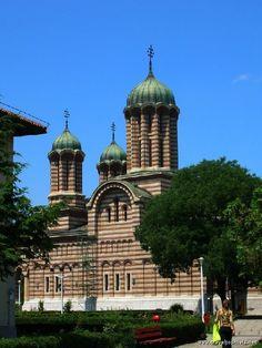 Picture of Orthodox Church in Craiova, taken in Craiova, Romania by traveler hendersons. Bun Bun, My House, Diana, Taj Mahal, Around The Worlds, Building, Pictures, Travel, Byzantine