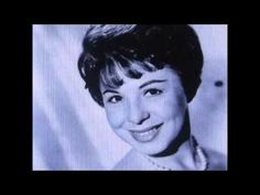 EYDIE GORME STEREO *BLAME IT ON THE BOSSA NOVA* 1963 - YouTube  ((OMGOSH! I remember dancing this with my older cousins in the 60's))