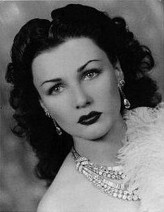 Princess Fawzia sister of King Farouk the last king of Egypt