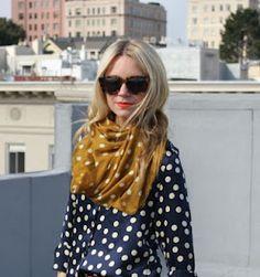 My blog post, highlighting Atlantic-Pacific, a great fashion blog! @Blair Eadie