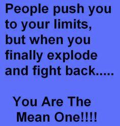 U R the mean one
