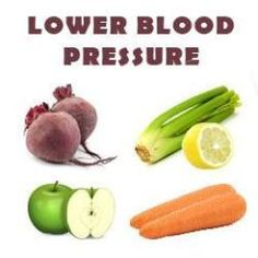 celery juice to lower blood pressure
