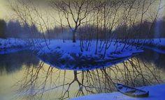 Winter's Calm...Alexei Butirskiy