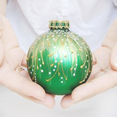 A sparkling jewel for your Christmas tree! Our line of Faberge-inspired ornaments look like they belong in the finest jewellery boxes. Everyone