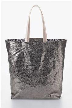 shiny bag.