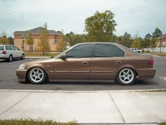Honda Civic Vtec, Civic Jdm, Honda Civic Sedan, Hot Cars, Life, Ideas, Super Cars, Autos, Thoughts
