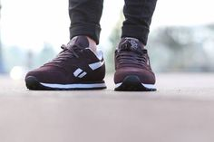 Reebok Classic Leather Suede: Brown