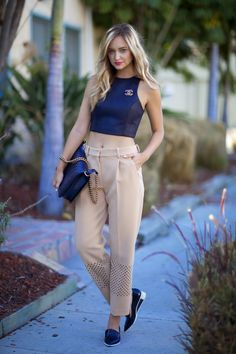 Late Afternoon / black and tan //  #Fashion, #FashionBlog, #FashionBlogger, #Ootd, #OutfitOfTheDay, #Style