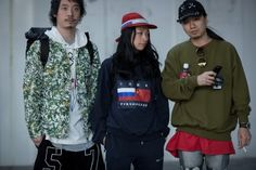 Tokyo Fashion Week FW16 Street Style   Highsnobiety
