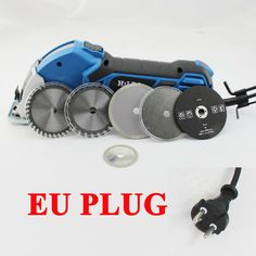57.39$  Watch here - http://alingu.worldwells.pw/go.php?t=32561522643 - 750W mini saw Multipurpose Power Tools mini circular saw DTY houseworking tools mini power saws 57.39$