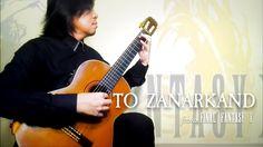 Nobuo Uematsu - To Zanarkand (from Final Fantasy X) - Solo Guitar - Paul Adrian Moldez Final Fantasy X, Plays, Finals, Guitar, Videos, Games, Final Exams, Guitars