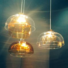 Lasvit and Atelier Oi are reinventing the chandelier!
