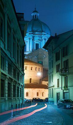 Brescia, i Duomi