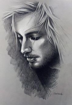 A guy by sashajoe.deviantart.com on @DeviantArt