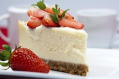 The idea of making a cheesecake already sounds complicated. Let us prove that idea invalid with these simple cheesecake recipes. Easy Cheesecake Recipes, Easy Baking Recipes, Dessert Recipes, Cooking Recipes, Simple Cheesecake, Classic Cheesecake, Homemade Cheesecake, Lemon Cheesecake, Raw Desserts