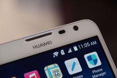 Huawei Ascend Mate 2 4G front camera macro