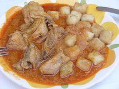 """Croatian Chicken """"paprikas"""" RECIPES http://www.food.com/recipe/croatian-chicken-paprikas-197609"""