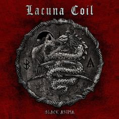 """Gothic Metal masters LACUNA COIL released their new album """"Black Anima"""" today via Century Media Records. Which is your favorite track on the album? Cristina Scabbia, Gothic Metal, Rock Y Metal, Nu Metal, Metal Girl, Instrumental, Apocalypse, Heavy Metal, Lacuna"""