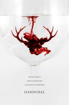 Poster art for the amazing tv show Hannibal. Hannibal Lecter, Hannibal Tv Series, Nbc Hannibal, Hannibal Wallpaper, Series Poster, Hannibal Quotes, Will Graham, Narnia, Movie Posters