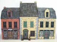 Diorama Buildings - Michael Miller