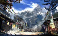 The Art of Far Cry 4 - Games