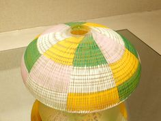 a glass work ・ Yoko Sano  via you-yuusya blog
