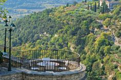 Enjoy the top hotel terraces in #Provence http://provenceguru.com/provence-boutique-hotels/