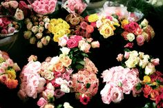 Flower market #14.