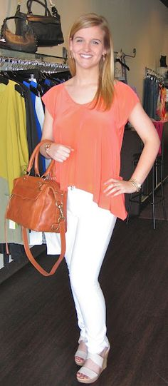 Outfit of the Day in Aaron Ashe, Seven for all Mankind, OrYany and DVF wedges