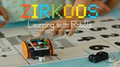 ZIRKOOS encourages teachers and parents to teach programming and robotics to girls and boys from their earliest stages of education.