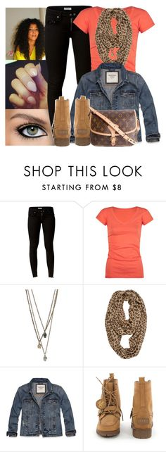 """""""..."""" by jamilah-rochon ❤ liked on Polyvore featuring Cada, Issue 1.3, Full Tilt, Tolani, Abercrombie & Fitch and Louis Vuitton"""