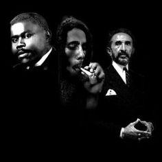 Garvey Marley Selassie