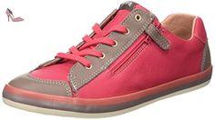 Camper Pursuit, Sneakers Basses Fille, Rose (Medium Pink 037), 26 EU - Chaussures camper (*Partner-Link)