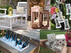 DIY Porch and Patio ideas for a fun summer