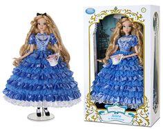 disney+limited+edition+dolls | Disney Princesses - New Limited Edition Deluxe Dolls: Alice in ...