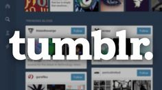 Tumblr Adds Buy, Pl