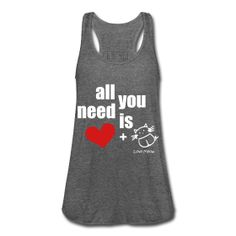All You Need is <3 + Cats - Love Meow