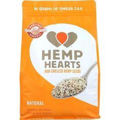 Manitoba Harvest Hemp Hearts - Shelled - 5 Lb - 1 Each Kosher Lunches, Hemp Hearts, Healthy Groceries, Low Sodium Chicken Broth, Snack Recipes, Snacks, Plant Based Protein, Stuffed Shells, Hemp Seeds
