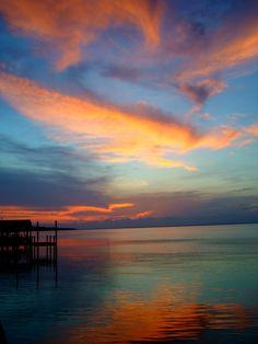 Destin, FL bay