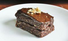 Hazelnut Chocolate Cake {Raw/Vegan}