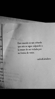 Asco de sociedad Book Quotes, Words Quotes, Sayings, Powerful Quotes, Powerful Women, Feminism Quotes, Frases Tumblr, Mo S, Quote Aesthetic