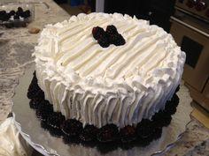 Hershey's Chocolate Cake & Whipped Cream Icing