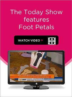Fabulous Feature: Foot Petals on the Today Show!