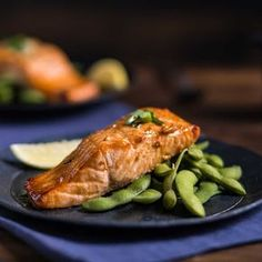 Salmon marinated in the perfect blend of white miso, ginger, soy sauce and honey